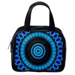 KaleidoFlower-208768 Classic Handbag (One Side)