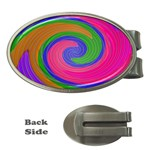 Magic_Colors_Twist_Soft-137298 Money Clip (Oval)