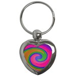 Magic_Colors_Twist_Soft-137298 Key Chain (Heart)