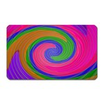 Magic_Colors_Twist_Soft-137298 Magnet (Rectangular)