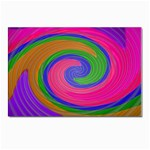 Magic_Colors_Twist_Soft-137298 Postcard 4 x 6  (Pkg of 10)