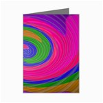 Magic_Colors_Twist_Soft-137298 Mini Greeting Cards (Pkg of 8)