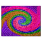Magic_Colors_Twist_Soft-137298 Jigsaw Puzzle (Rectangular)