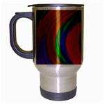 Magic_Colors_Twist_Soft-137298 Travel Mug (Silver Gray)