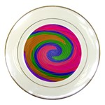 Magic_Colors_Twist_Soft-137298 Porcelain Plate