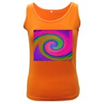 Magic_Colors_Twist_Soft-137298 Women s Dark Tank Top
