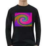Magic_Colors_Twist_Soft-137298 Long Sleeve Dark T-Shirt