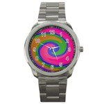 Magic_Colors_Twist_Soft-137298 Sport Metal Watch