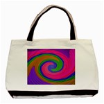 Magic_Colors_Twist_Soft-137298 Classic Tote Bag