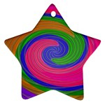 Magic_Colors_Twist_Soft-137298 Star Ornament (Two Sides)