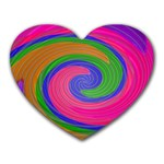 Magic_Colors_Twist_Soft-137298 Mousepad (Heart)