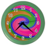 Magic_Colors_Twist_Soft-137298 Color Wall Clock