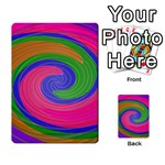 Magic_Colors_Twist_Soft-137298 Multi-purpose Cards (Rectangle)