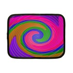 Magic_Colors_Twist_Soft-137298 Netbook Case (Small)