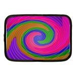 Magic_Colors_Twist_Soft-137298 Netbook Case (Medium)