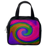 Magic_Colors_Twist_Soft-137298 Classic Handbag (One Side)