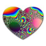 rainbow_xct1-506376 Mousepad (Heart)