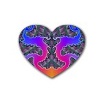 popart%202-30230 Heart Coaster (4 pack)