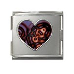 Magic_Drops_02-490649 Mega Link Heart Italian Charm (18mm)