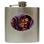 Magic_Drops_02-490649 Hip Flask (6 oz)