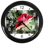 1-4 Wall Clock (Black)