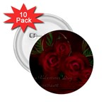 apoth_rose_v 2.25  Button (10 pack)