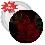 apoth_rose_v 3  Button (10 pack)