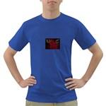 apoth_rose_v Dark T-Shirt