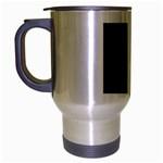 apoth_rose_v Travel Mug (Silver Gray)