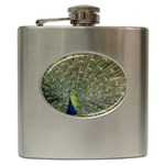 bird_15 Hip Flask (6 oz)