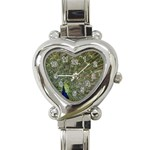 bird_15 Heart Italian Charm Watch
