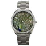 bird_15 Sport Metal Watch