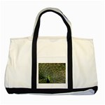 bird_15 Two Tone Tote Bag