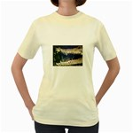Croc Women s Yellow T-Shirt
