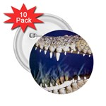 Croc 2.25  Button (10 pack)