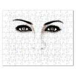 Eyes2 Jigsaw Puzzle (Rectangular)