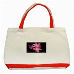 landat_01 Classic Tote Bag (Red)