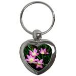 landat_02 Key Chain (Heart)