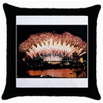 wallpaper_12492 Throw Pillow Case (Black)