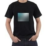 asja Black T-Shirt (Two Sides)