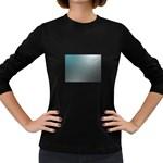 asja Women s Long Sleeve Dark T-Shirt