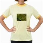 bird_15 Women s Fitted Ringer T-Shirt