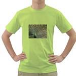 bird_15 Green T-Shirt
