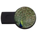bird_15 USB Flash Drive Round (1 GB)