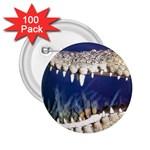 Croc 2.25  Button (100 pack)