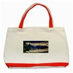 Croc Classic Tote Bag (Red)