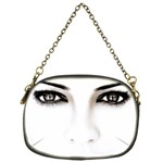 Eyes2 Chain Purse (One Side)