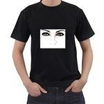 Eyes2 Black T-Shirt
