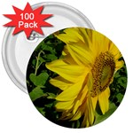 flowers_30 3  Button (100 pack)