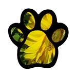 flowers_30 Magnet (Paw Print)